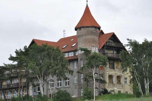 Castle The Castle On The Beach Hotel Building