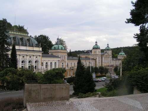 Castle Places Of Interest Mariánské Lázně
