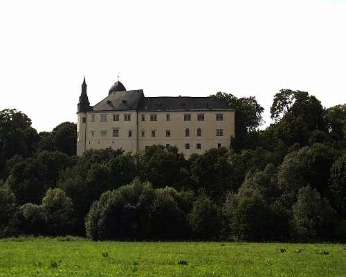 Castle Monument Rough Rohozec Czech Republic