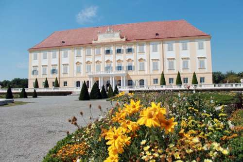 Castle Hof Lower Austria Architecture Villa