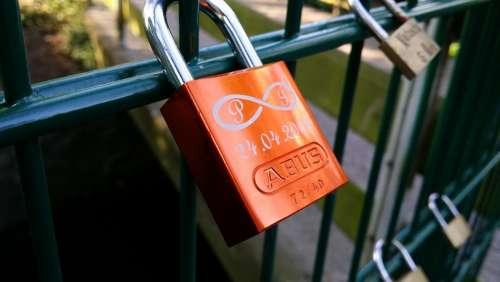Castle Love Castle Padlock Padlocks Love Symbol