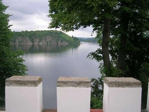 Castle Orlik Cz Tourist Attraction