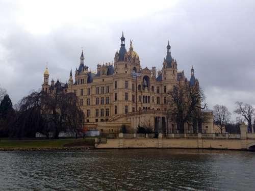 Castle Schwerin Mecklenburg-Vorpommern