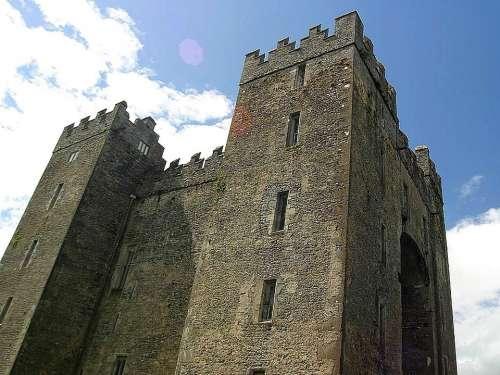 Castle Bunratty Castles Architecture