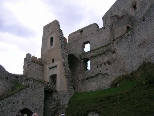 Castle Middle Ages Places Of Interest Historically
