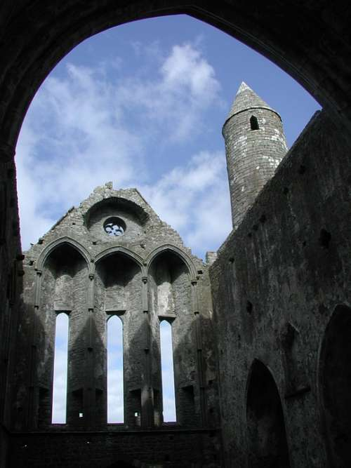 Castle Ireland Medieval Ancient Celtic Irish