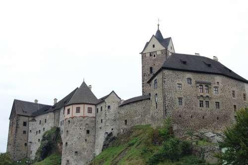 Castle Hill Monument Old Building