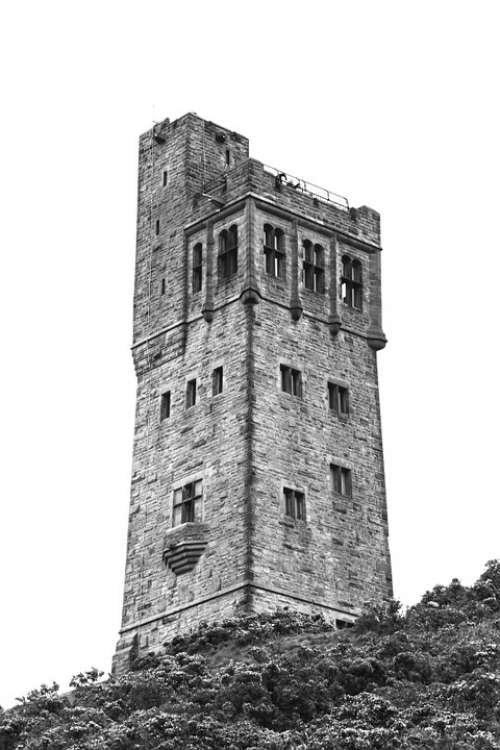 Castle Hill Tower Victoria Castle History