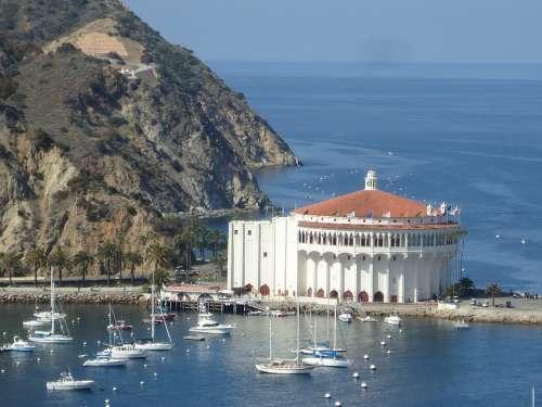 Catalina California Bay