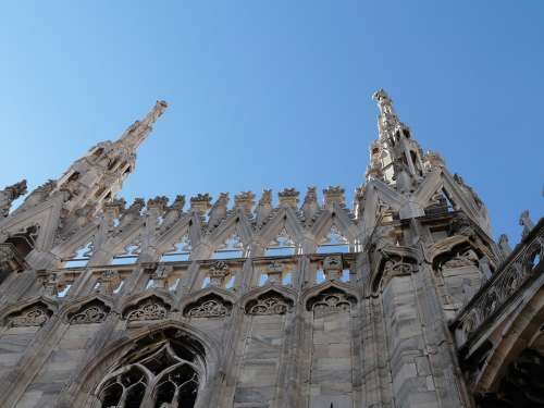 Cathedral Milan Architecture