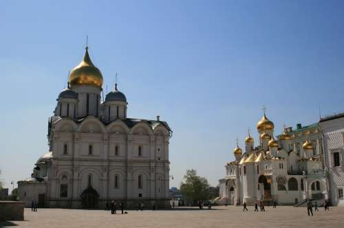 Cathedral Of The Archangel Architecture