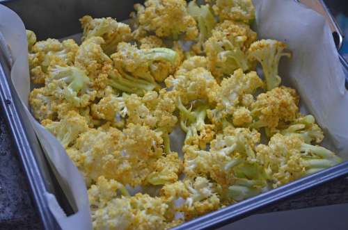 Cauliflower Vegan Food Vegetarian