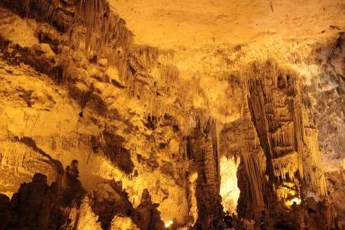 Cave Sea Holiday Karst Phenomenon