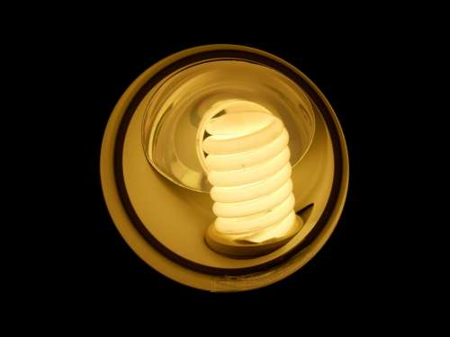 Ceiling Light Led Illumination Circle Bulb House