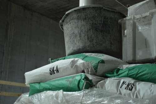Cement Concrete Bucket Construction Detail Lower