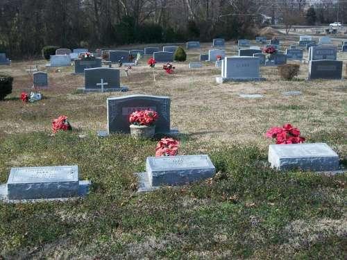 Cemetery Graveyard Memorial Markers Gravestones