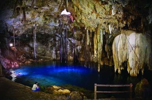 Cenote Sacred Yucatan