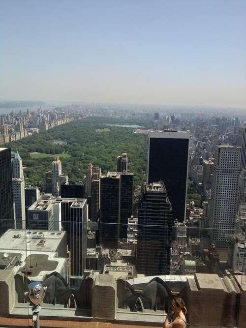 Central Park Nyc New York Ny New York City City