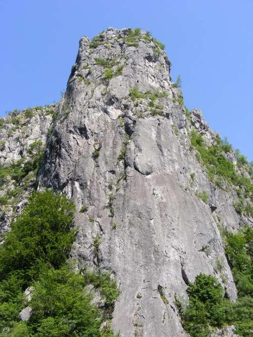 Cerna Godeanu Mountains Retezat Road Travel