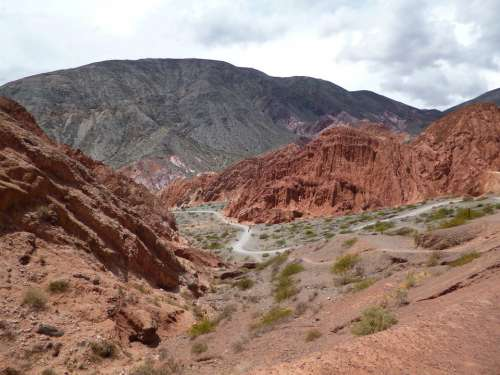 Cerro Colorado Purmamarca The Colorados Walk Jujuy