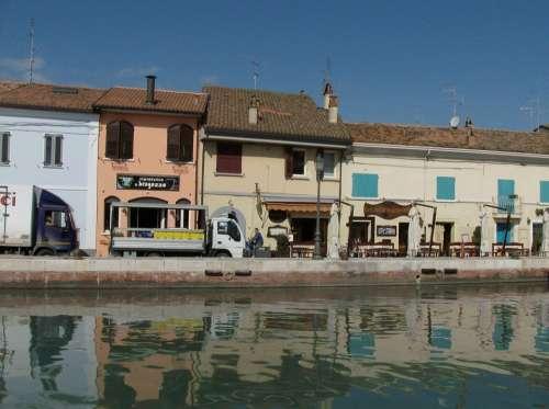 Cesenatico Old Channel Leonardo Porto