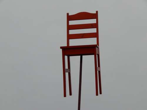 Chair Piece Of Furniture Advertising View