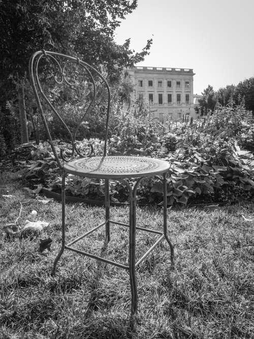 Chair Garden Lawn