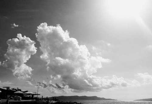 Change Sky Cloud
