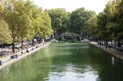 Channel Saint Martin Paris