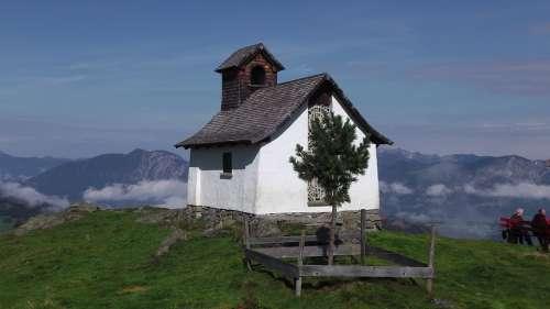 Chapel Mountains Treasure Mountain