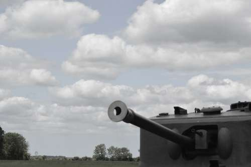 Char Tank Military Normandy Second World War War