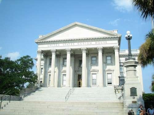 Charleston South Carolina Building Architecture