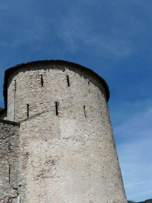 Château Colmar France Castle Stones