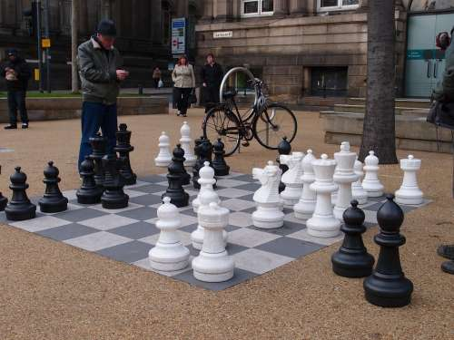Chess Nice Street View