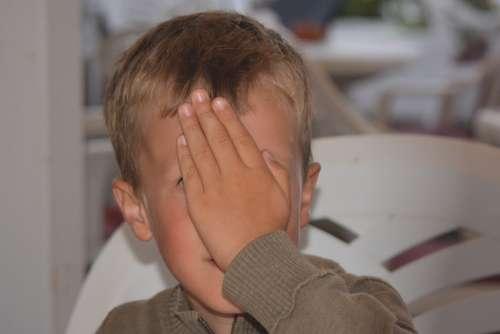 Child People Clog Boy Hand