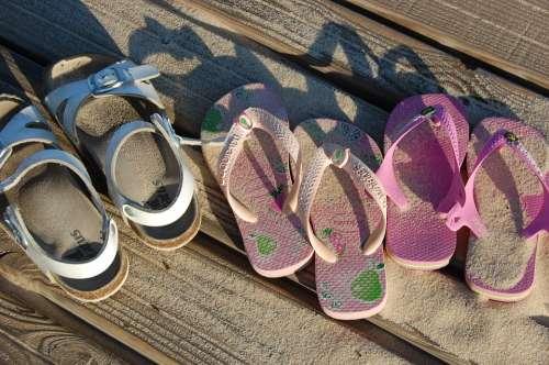 Child Sandals Sandals Little Summer Fashion Beach