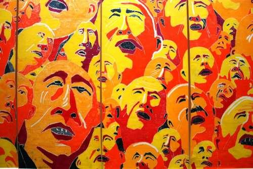 Chinese Art Chinese Modern Art Pompidou Paris