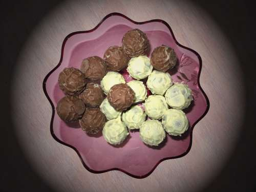 Chocolates Chocolate Truffle Candy Benefit From
