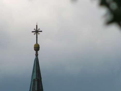 Christian Cross Church Religious Cross Religion