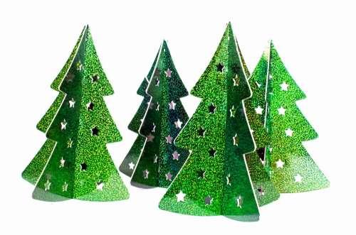 Christmas Xmas Tree Trees Decoration Seasons