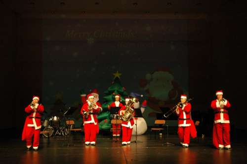 Christmas Concert Spirit Ensemble Show