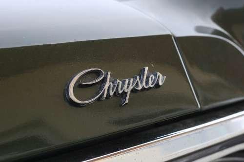 Chrysler Auto Pkw Automotive Vehicle Metal Mobile