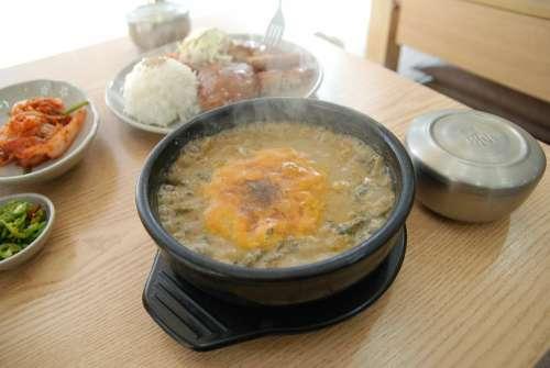 Chueotang Food Seoul Republic Of Korea Bob