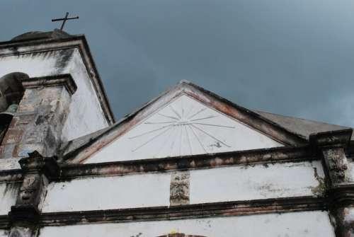 Church Old Church Illuminati Architecture Mexico