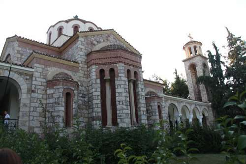 Church Christianity Christ The Round Church