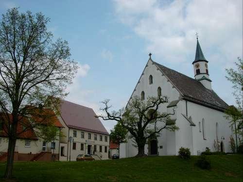 Church Leonhard Church Langenau Building