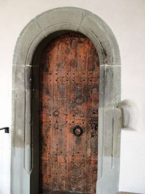 Church Reformed Door Molding Box Sand Stone