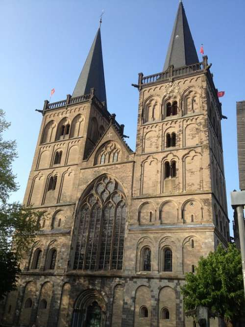 Church Dom Xanten Germany Architecture Building