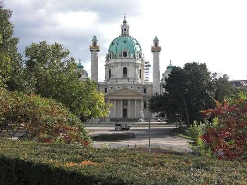 Church Vienna Austria