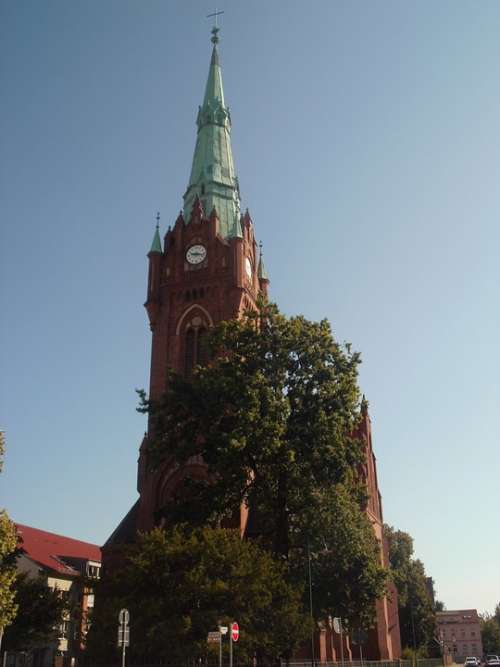 Church Bernau Building